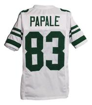 Vince Papale #83 Invincible Movie New Men Football Jersey White Any Size image 1