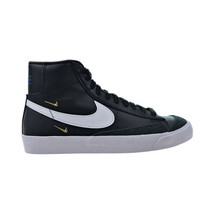 Nike W Blazer Mid 77 SE Womens' Shoes Black-White-Hyper Royal-White CZ46... - $104.50
