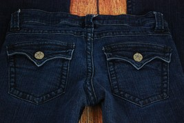 Junior's 9 Jeans - Boot Cut Jeans - Size 7