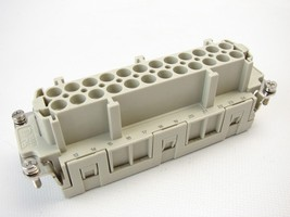 ILME CSEF-24 CSE Series Insert, Female, Size 104.27, 24 Pin, 16A (t67) - $19.79