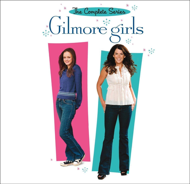 Gilmore Girls Complete Series ~ Season 1-7 (1 2 3 4 5 6 & 7) NEW 42-DISC DVD Set