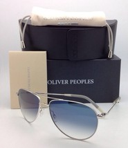 Photochromic OLIVER PEOPLES Sunglasses BENEDICT OV 1002-S 52413F Silver / Blue
