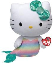 Ty Beanie Buddies Hello Kitty Mermaid Medium Plush - $62.57
