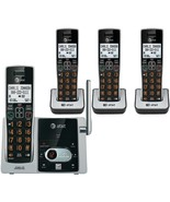 AT&T ATTCL82413 DECT 6.0 Cordless Answering System with Caller ID/Call W... - $165.18