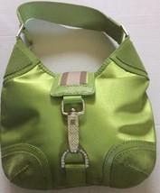 Small Vintage Michael Kors Satin Handbag w/ Hook Closure - $746,08 MXN