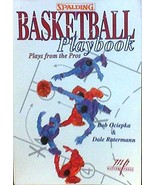 Basketball Playbook: Plays From the Pros (Spalding) [Paperback] Bob Ocie... - $14.85