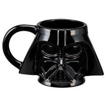 Star Wars Darth Vader Ceramic Sculpted Mug 18 oz. By Vandor NEW Great Gift - $16.82