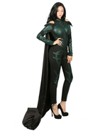 Xcoser Thor: Ragnarok Hela Cosplay Costume PU&Polyester outfit For Adults - $129.00