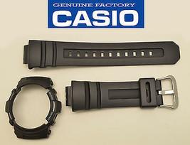 CASIO ORIGINAL WATCH BAND & BEZEL G-SHOCK  AWG-101 AWG-100 AW-590 AW-591  - $38.95