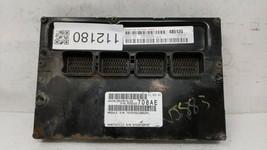 2007-2008 Chrysler Sebring Engine Computer Ecu Pcm Ecm Pcu Oem 112180 - $88.72