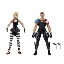 DC Collectibles Doomsday Clock: The Comedian/Marionette Action Figure 2-... - $44.85