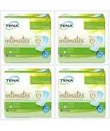 4 TENA Ultimate Thins Intimates Pads, Light Incontinence Pad, 4 Packs of... - $43.62