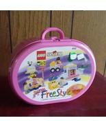 LEGO 4161 Freestyle Girl's Pink Suitcase New Sealed Retired 1995 Rare HTF - $84.14