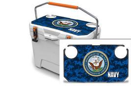 "Ozark Trail Wrap ""Fits 26qt Cooler"" 24mil Skin Lid Kit US NAVY Digi Camo - $29.95"