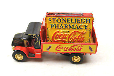 1995 Matchbox Collectables 1/43 1920 Mack Coca Cola Stoneliegh Pharmacy+Orig Box