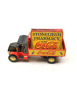 1995 Matchbox Collectables 1/43 1920 Mack Coca Cola Stoneliegh Pharmacy+Orig Box - £26.57 GBP