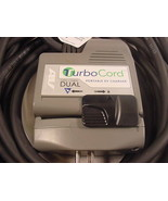 Aerovironment TurboCord Portable Electric Car Charger Dual 120v/240v Vol... - $499.99