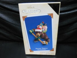 "Hallmark Keepsake ""Hockey Thrills"" 2005 Ornament NEW 2nd in Series - $3.66"