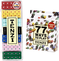 Tenzi Party Pack Dice Game Bundle With 77 Ways To Play A Fun, Fast Frenz... - $43.26