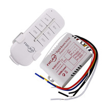 Digital Remote Control Switch For Lights Lamps 433MHz AC 220V On Off 3 C... - €8,39 EUR