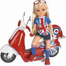 Nancy - Un Día Of Motorcycle IN London Doll Girl Toy Of Collection Nancy - $199.00