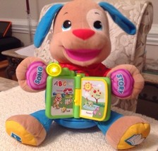 Fisher Price Laugh and Learn Singin' Storytime Puppy - Y6967, 2 Modes of... - $17.99