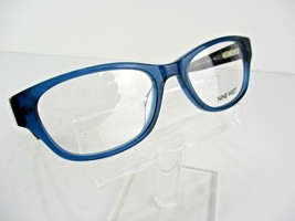 Nine West NW 5114 (434) Slate Crystal 50 x 17 135 mm Eyeglass Frames - $58.87