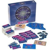 PRESSMAN WHO WANTS TO BE A MILLIONAIRE GAME Board Game Junior - $34.60