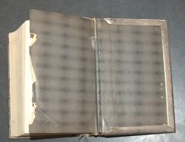 Lot of 3 Bible Siddur Hebrew Metal Binding Vintage Prayer Book Judaica Israel image 5