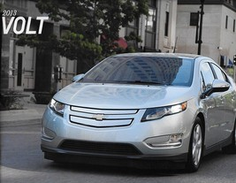 2013 Chevrolet VOLT sales brochure catalog US 13 Chevy ELECTRIC - $9.00