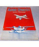 Aero Digest with Aviation Engineering Magazine ... - $19.95