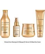 Loreal Professionnel Lipidium Absolut Repair Shampoo/Masque/Serum/Blow D... - $24.94+