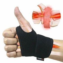 Wrist Brace for Carpal Tunnel, Comfortable and Adjustable Support... - $19.27