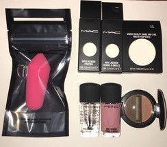 MAC Lot Nail Lacquer, Soft Point Sponge Applicator , Studio Sculpt NIB - $29.99