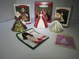 Lot of 3 '94 '96 '97 Vintage Hallmark Keepsake Collectors Series Holiday... - $28.50