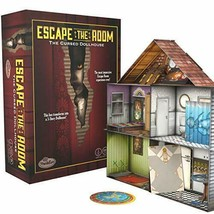 Think Fun Escape The Room The Cursed Dollhouse – an (The Cursed Dollhouse) - $66.16