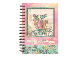 Sweet Friendship Wiro Scripture Journal - $15.95