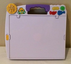 Crayola Beginnings Art Lap Desk Toy Kids Color Me A Song Musical Light Sound Toy - $11.99