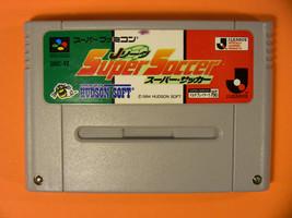 J. League Super Soccer (Nintendo Super Famicom SNES SFC, 1994) Japan Import - $2.95