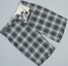 "NEW $89 Polo Ralph Lauren Plaid Shorts!  Dress Gordon Tartan Plaid  *Flat front"" - $44.99"