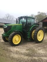 2013 John Deere 6170R For Sale in Summerton, South Carolina 29148 image 3