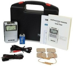 NEW TENS 7000 2nd Edition - Most Powerful tens unit (OTC) - $45.00