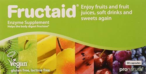 Fructaid - Fructose Malabsorption, Fructose Intolerance, Xylose Isomerase, Gluco