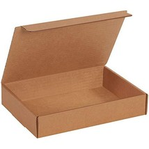 Boxes Fast BFML961K Corrugated Cardboard Literature Mailers, 9 x 6 1/2 x... - $60.24