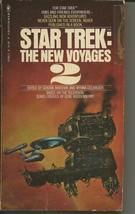 Star Trek New Voyages 2 ORIGINAL Vintage 1978 Paperback Book S Marshak - $19.79