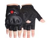 Half Finger Safety Bike Motorcycle Racing Gloves for SCOYCO MC29