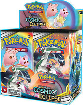 Pokemon TCG Sun & Moon Cosmic Eclipse + Fates Collide Booster Box Bundle image 2