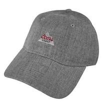 Coors Light Tweed Dad Hat Grey - $24.98