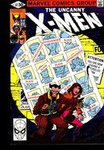 The Uncanny X-Men #141 1st Appearance Rachel Summers January 1981, Marve... - $50.00