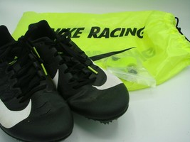 Nike Zoom Rival S 9 Track Running Shoes Black 907564 017 Men's 8 Women's... - $23.36